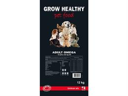 Grow Healthy Adult Omega- til pels, hud og led 12kg