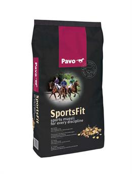 Pavo Sport´s Fit