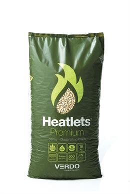 heatlets træpiller 6mm